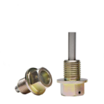 magnetic drain plug, magnetic screw plug